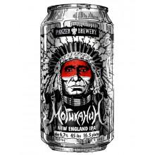 Пиво нефильтрованное «Могиканин», 0,33 л