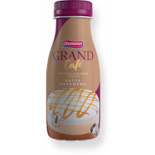 Молочно-кофейный напиток Ehrmann Grand Cafe Латте карамель 260 г бзмж