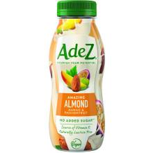 Напиток AdeZ Восхитительный миндаль с манго и маракуйей 250 мл