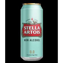 Пиво безалкогольное Stella Artois 0,45 л